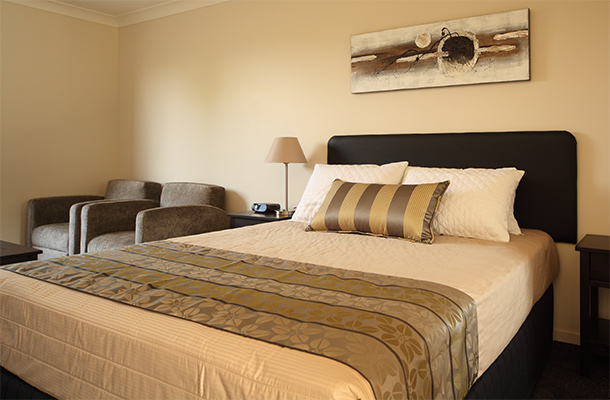 Accommodation Blackwater - Blackwater Central Motel - Home